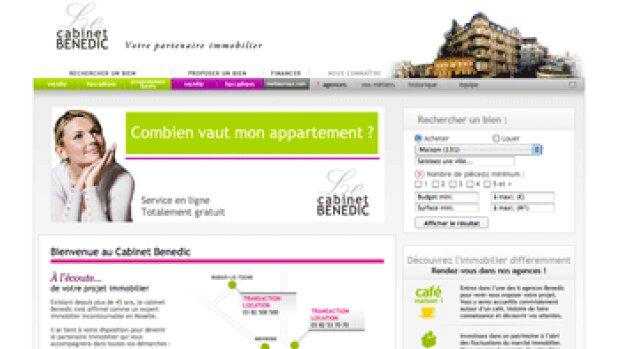 """Paroles d?agent : """"Notre chiffre d?affaires est en nette progression"""", Thierry Bénédic, cabinet Béné"""