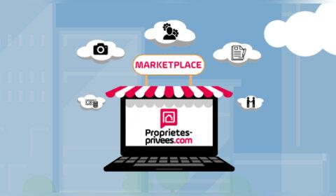 Propriétés Privées lance sa marketplace
