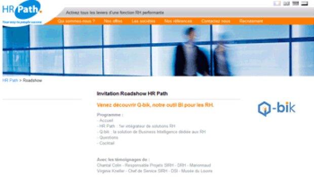 Q-bik, une solution de Business Intelligence dédiée aux RH