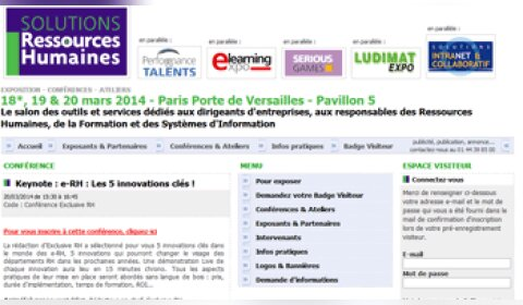 Salon Solutions RH : 7 innovations à suivre en 2014