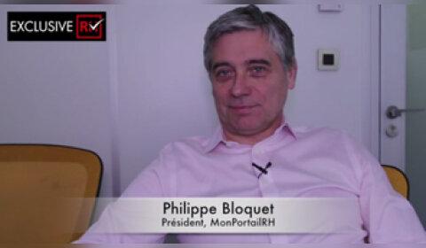 3 min avec Philippe Bloquet, Président de MonPortailRH
