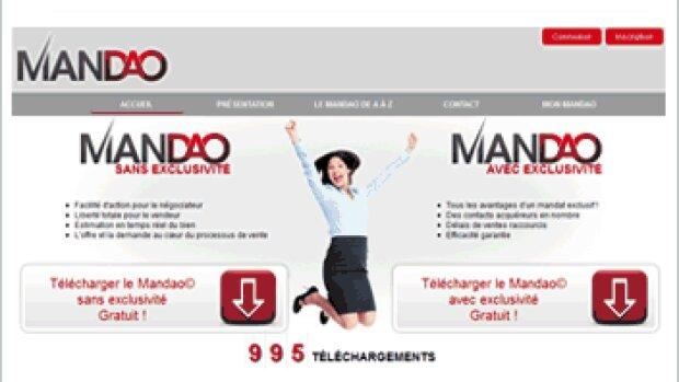 Mandao : le mandat de commercialisation nouvelle génération