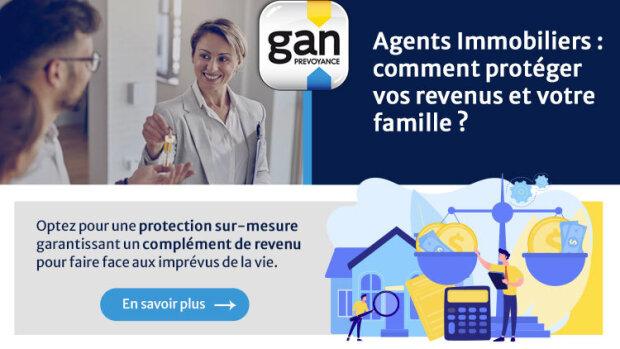 Gan Prévoyance : une protection sur-mesure pour les agents immobiliers indépendants