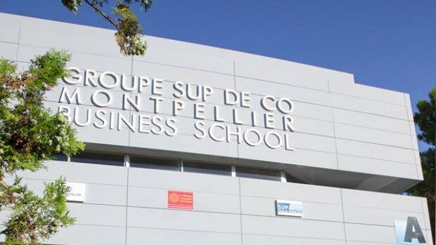 Montpellier BS : Pierre-Emile Ramauger, directeur du développement et des relations entreprises