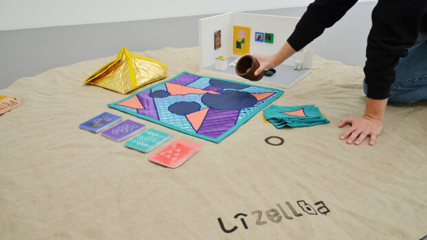 Médiation culturelle : La Criée (Rennes) élabore un jeu pour s'initier au commissariat d'exposition