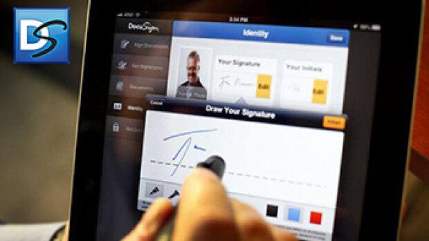 Docusign, le spécialiste de la signature électronique s'ouvre au marché immobilier français