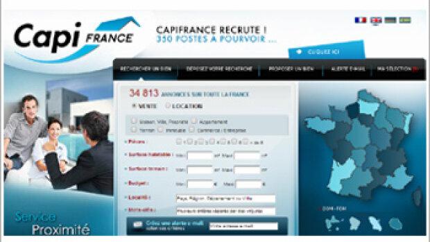 CapiFrance met l'accent sur l'immobilier d'entreprise