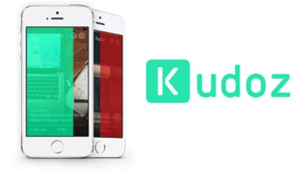 Kudoz, l'application mobile qui swipe les offres d'emploi