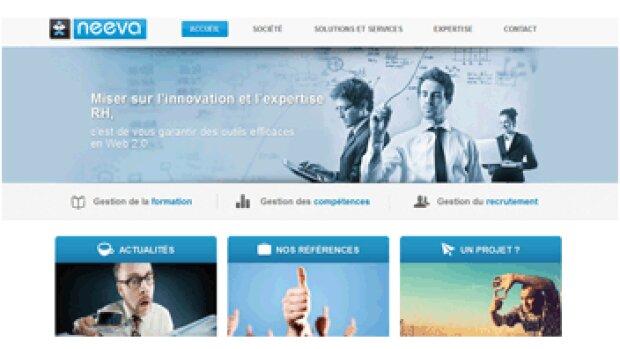 Neeva investit dans un nouveau site web