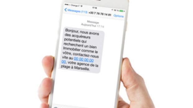 4 conseils pour bien utiliser le SMS comme outil de prise de mandats