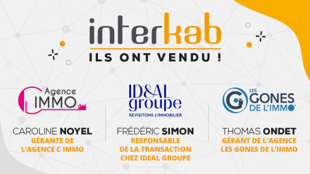 « Interkab : la solution nous a permis d'accroitre notre CA de 35 000 € ! »