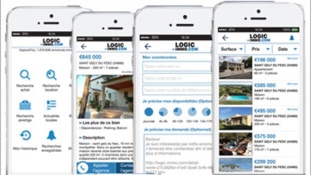 Le mobile : l'outil incontournable de l'immobilier, par Guillaume Bordes