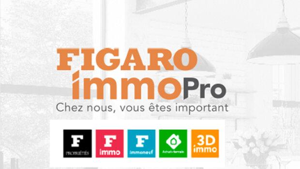 Figaro Immo Pro, la marque de tous les projets immobiliers