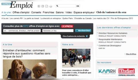 L'Express développe son offre événementielle pour l'emploi