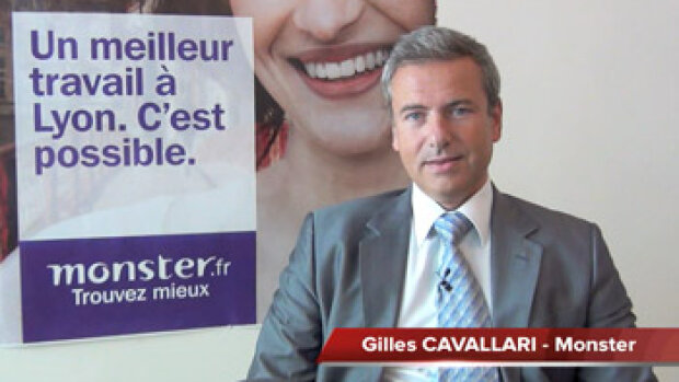 4 min 30 avec Gilles Cavallari, VP Europe du Sud de Monster