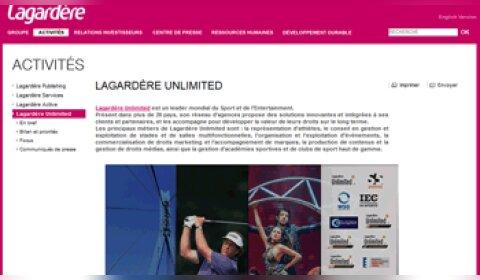 Lagardère Unlimited optimise la gestion de ses talents avec Cornerstone OnDemand
