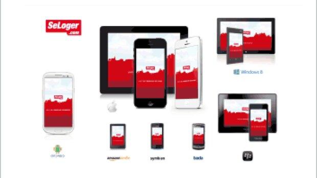 En croissance de 12 %, SeLoger.com atteint un CA de 105 M€ en 2012