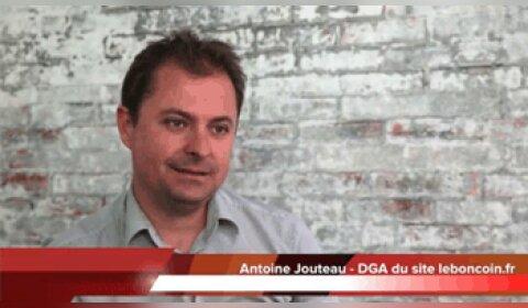 4 min 30 avec Antoine Jouteau, DGA du Bon Coin