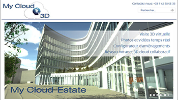 My Cloud Estate : des visites virtuelles en mode cloud