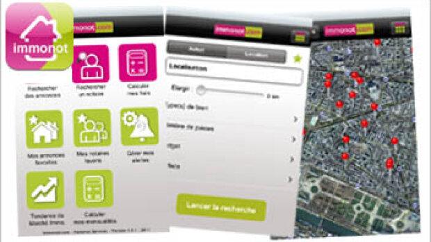 Le mobile au cœur de la stratégie d'Immonot.com