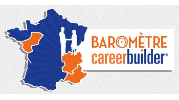 Tribune - Le Top 10 des régions qui créent de l'emploi en France Baromètre CareerBuilder