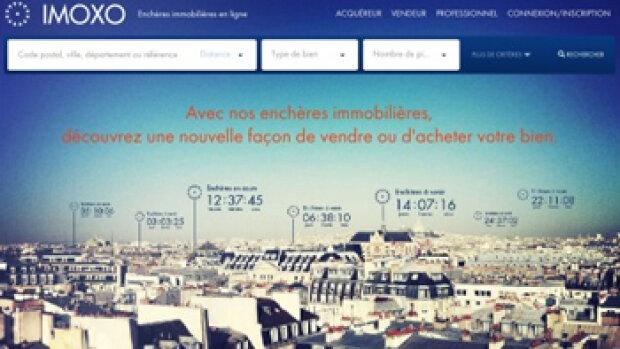 Avec Imoxo, Century 21 mise sur les enchères en ligne