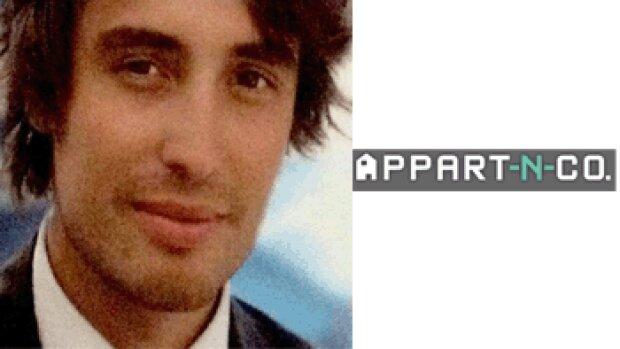"""Paroles d'agent :""""La visite 3D offre une véritable transparence sur les biens"""", Romain Poli, Appart-N-Co"""