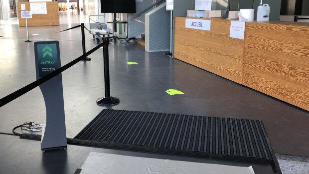 Un tapis intelligent pour compter les étudiants à l'entrée des campus !