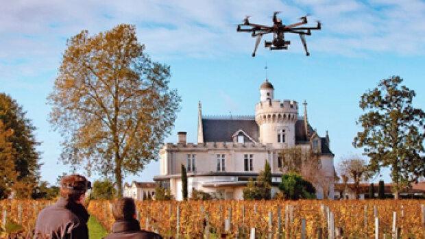Les drones : bientôt incontournables dans l'immobilier ?