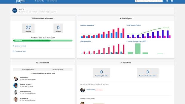 PayFit veut digitaliser tous les processus RH