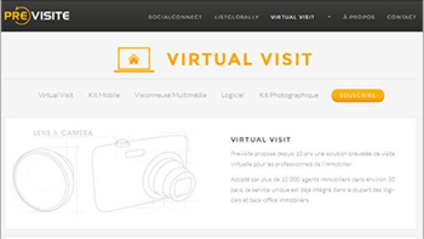 Créer une visite virtuelle avec son smartphone