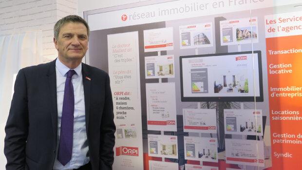 """""""Nous souhaitons la bienvenue aux nouveaux concurrents respectant nos règles"""", Bernard Cadeau, ORPI"""