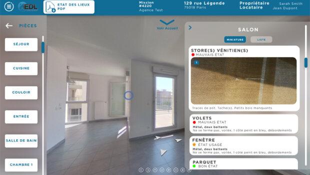 France EDL digitalise l'état des lieux