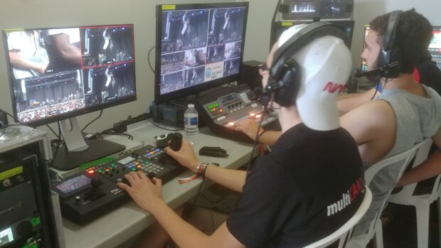 Livestream : Multicam-Live, opérateur du spectacle vivant