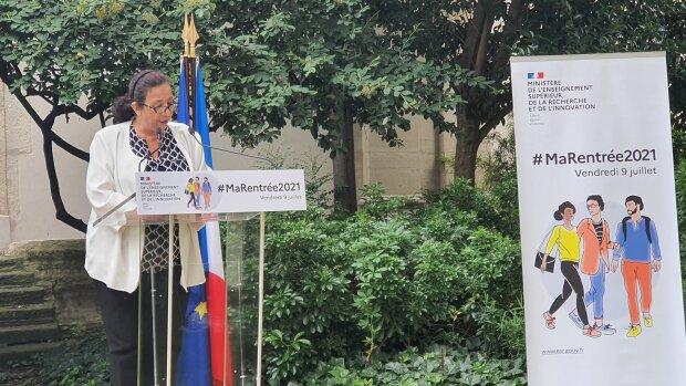 « Une rentrée 100 % présentiel » : ce que Frédérique Vidal prévoit pour septembre 2021