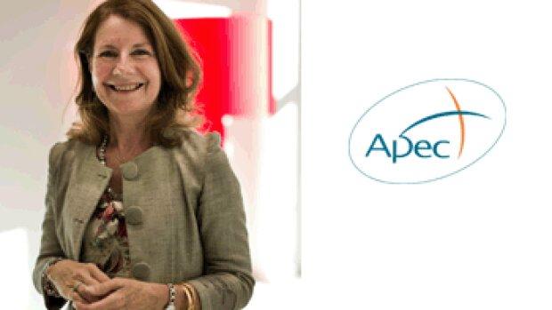 """""""Les trophées APEC permettent aux salariés de s'exprimer sur l'égalité hommes-femmes"""", Marie-Françoise Leflon, APEC"""