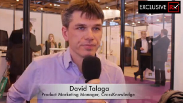 3 min avec David Talaga, CrossKnowledge