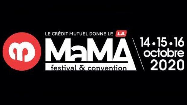 MaMA Convention : la programmation 2020