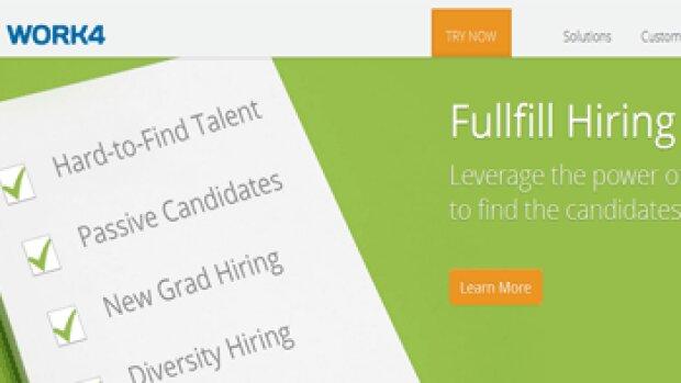 Work4 lance la solution Graph Search Recruiter sur Facebook