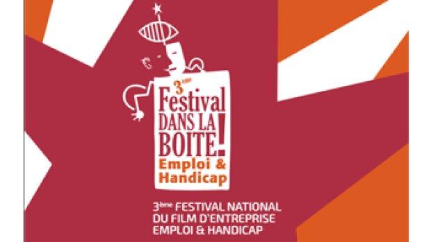 """Le festival """"Dans la boite! Emploi & Handicap"""" lance un appel à candidatures"""