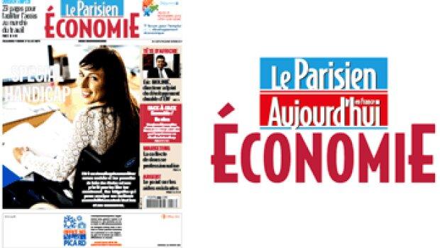 Dossier spécial handicap dans Le Parisien Économie