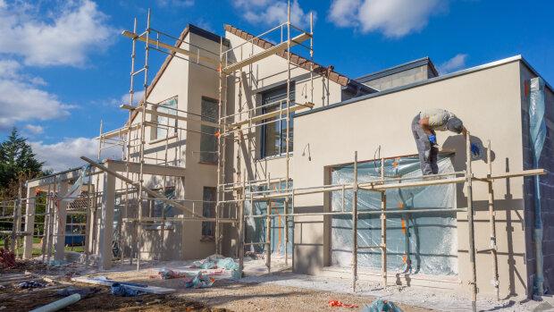 Logements neufs : repli des mises en vente en 2019