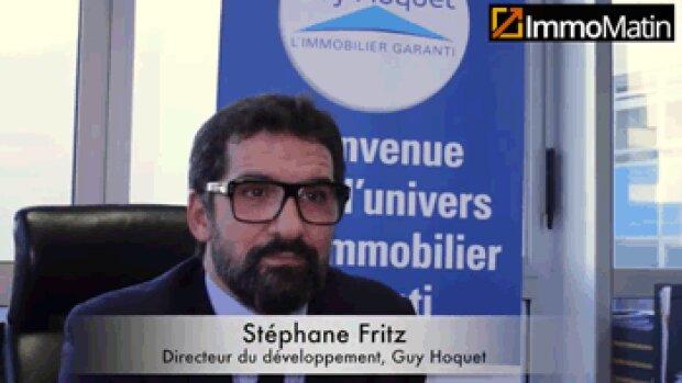 3 min avec Stéphane Fritz, Guy Hoquet