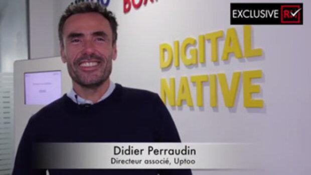 3 min avec Didier Perraudin, CEO, Uptoo