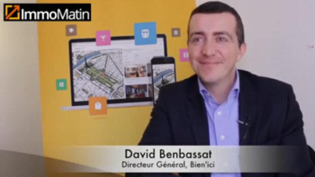 3 min avec David Benbassat, Bien'ici