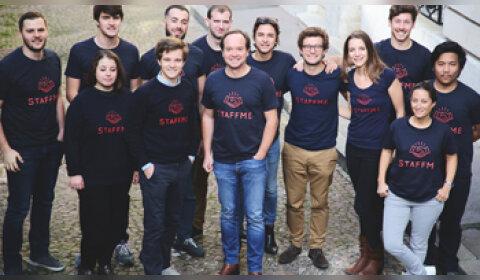 StaffMe annonce une levée de fonds de 3 millions d'euros