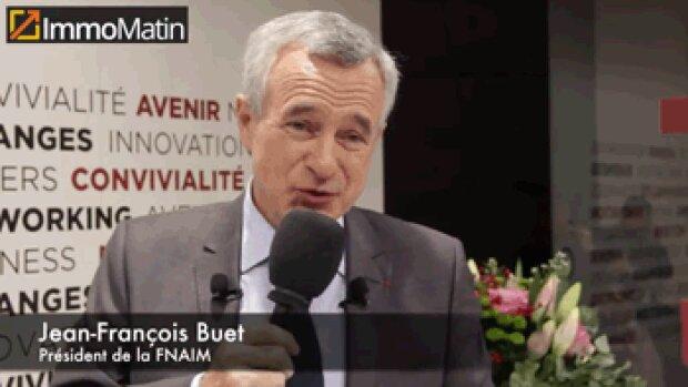 """Congrès FNAIM : """"Nous allons moderniser la loi Hoguet pour l'adapter aux nouveaux modèles économiques"""", Sylvia Pinel"""