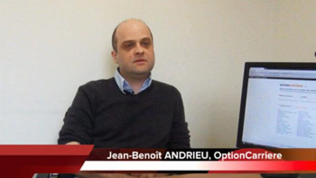 4 min 30 avec Jean-Benoît Andrieu, co-fondateur d'OptionCarrière