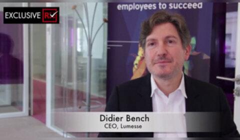 3 min avec Didier Bench, CEO, Lumesse