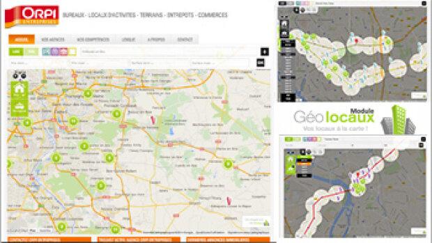 Orpi Entreprises choisit Geolocaux pour diffuser ses annonces